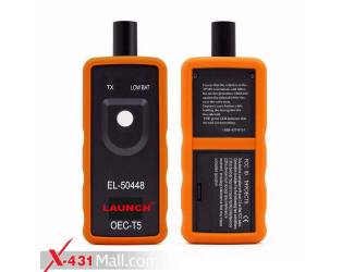 LAUNCH Newest Quality A+ EL50448 Auto Tire Pressure Monitor Sensor OEC-T5 EL 50448