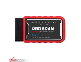 KINGBOLEN WiFi OBDII OBD2 Code Reader for iOS iPhone iPad Android PC Windows