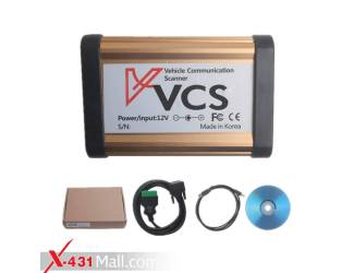 LAUNCH VCS Scanner Vehicle Communication Scanner VCS Interface V1.5 Auto diagnostic tool Update