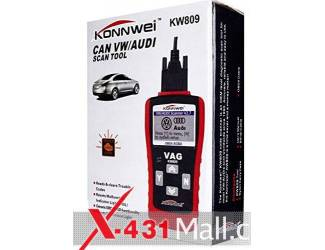 LAUNCH KW809 Multifunction Scanner OBD2/EOBD Code Card Reader