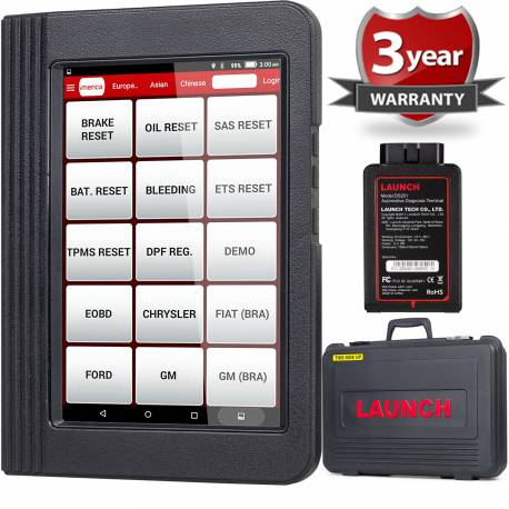 LAUNCH X431 V (X431 PRO) BI-DIRECTIONAL All System Bluetooth Diagnostic Scan Tool