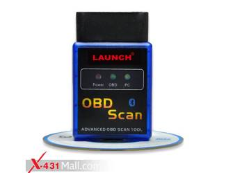 LAUNCH OBD2 Scan Tool with PICI8F25K80 Chip OBD2 / OBDII V1.5 Bluetooth Code Scanner