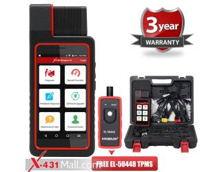 LAUNCH X431 DIAGUN IV Full Set Bi-Directional OBD2 scan Tool,Free Update