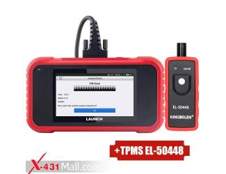 LAUNCH OBD2 Scanner CRP123E Read Reset Engine/Transmission/ABS/Airbag Car Code Reader