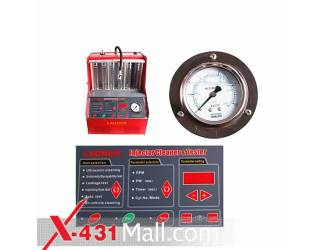 LAUNCH CNC-602A Injector Cleaner & Tester 220V Free Shipping